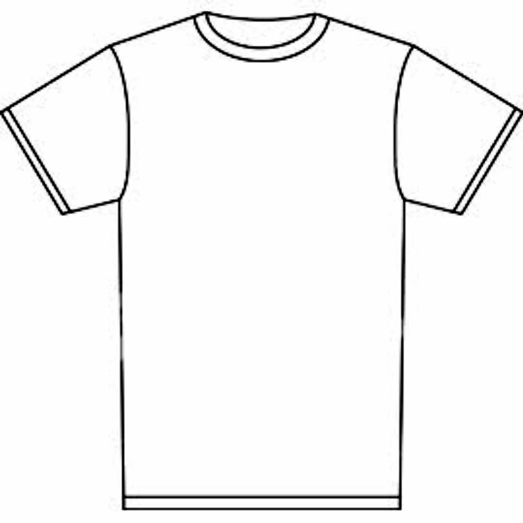 Free Blank Tshirt Download Free Clip Art Free Clip Art On Clipart In Blank Tee Shirt Template