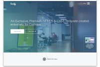 Free Bootstrap Html Templates For Responsive Sites throughout Html5 Blank Page Template