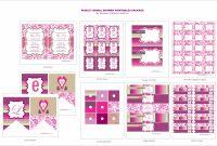 Free Bridal Shower Printables From Wanessa Carolina Creations regarding Bridal Shower Label Templates