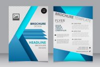 Free Brochure Templates Download Template Ideas Archaicawful In for Brochure Template Illustrator Free Download