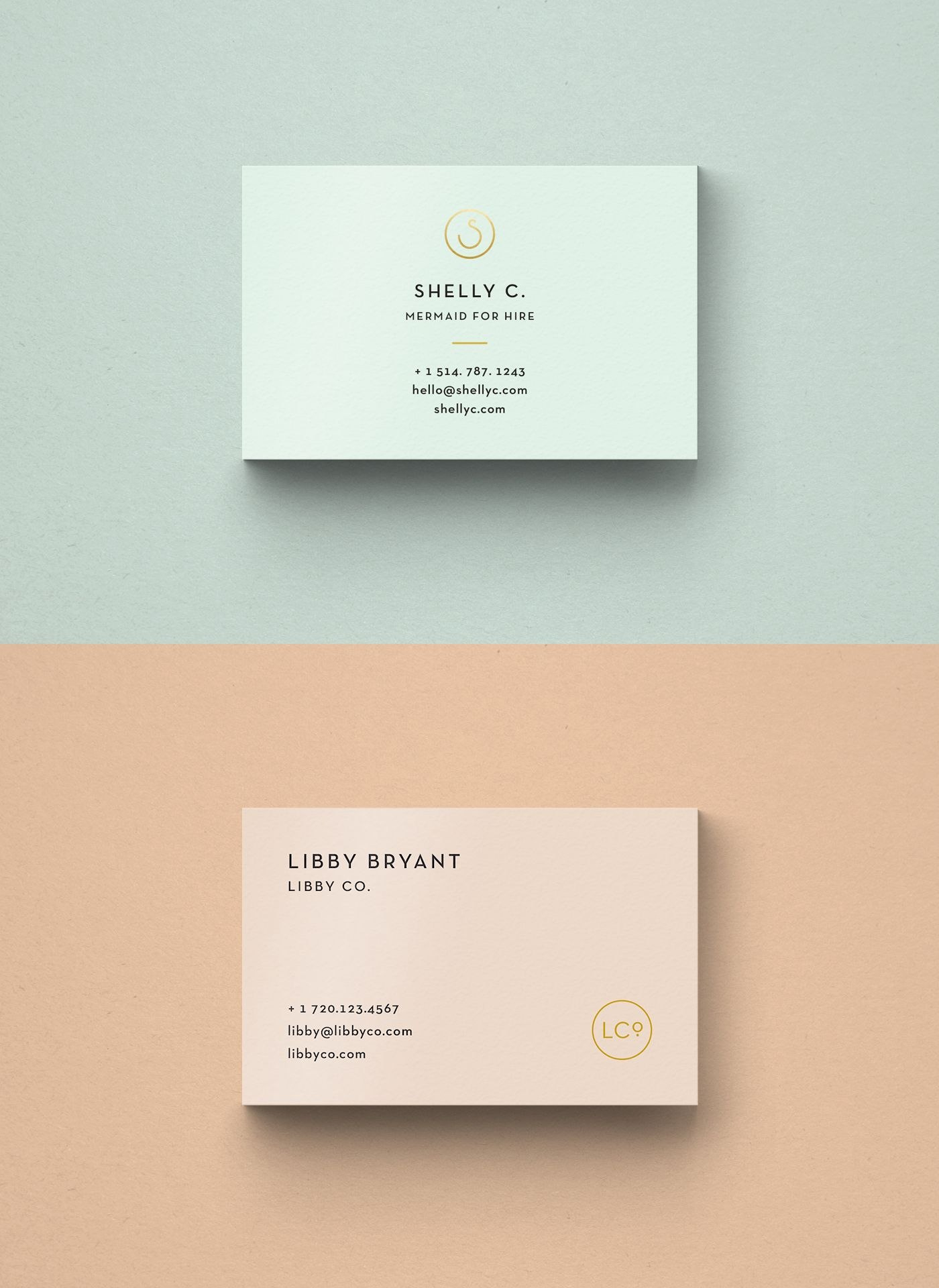 Free Business Card Templates  Intentional Branding  Website Design With Designer Visiting Cards Templates