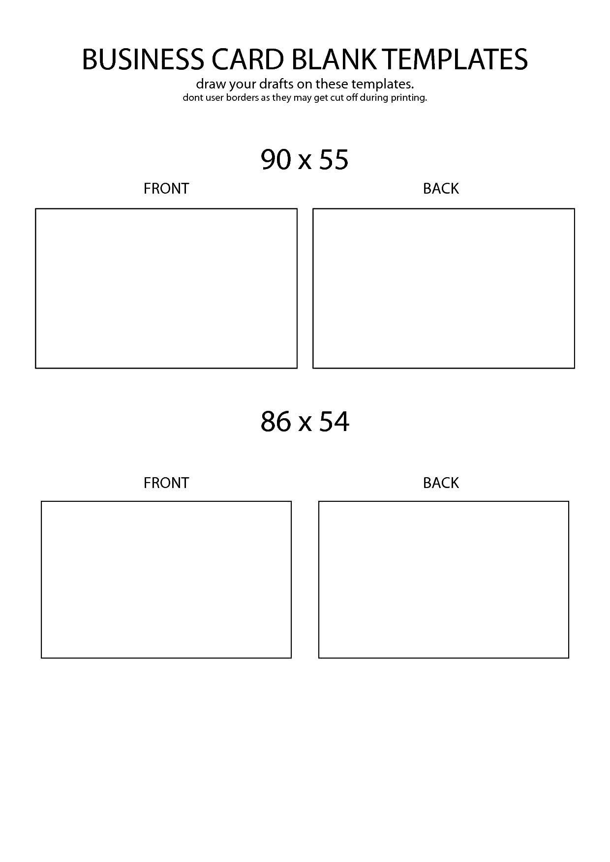 Free Business Cards Templates Word  Template Design  Business With Regard To Free Business Cards Templates For Word
