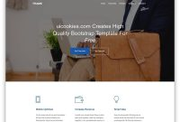 Free Business Website Templates For Startups Html  WordPress throughout Small Business Website Templates Free