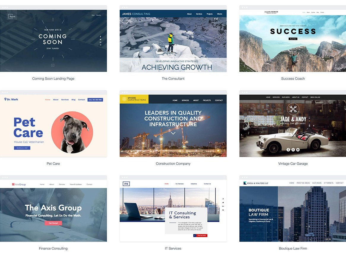 Free Business Website Templates For Startups Html  WordPress Within Small Business Website Templates Free
