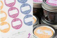Free Canning Labels Berries Design  Diy Live Well  Canning pertaining to Canning Labels Template Free