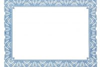 Free Certificate Border Templates For Word  Besttemplates  Best in Certificate Border Design Templates
