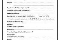 Free Certificate Of Conformance Templates  Forms ᐅ Template Lab inside Certificate Of Compliance Template
