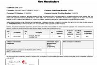 Free Certificate Of Conformance Templates  Forms ᐅ Template Lab regarding Certificate Of Inspection Template