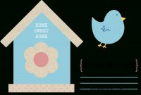 Free Change Of Address Cards Moving Announcements in Moving House Cards Template Free