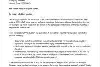 Free Cover Letter Template  Seek Career Advice for Australian Business Letter Template