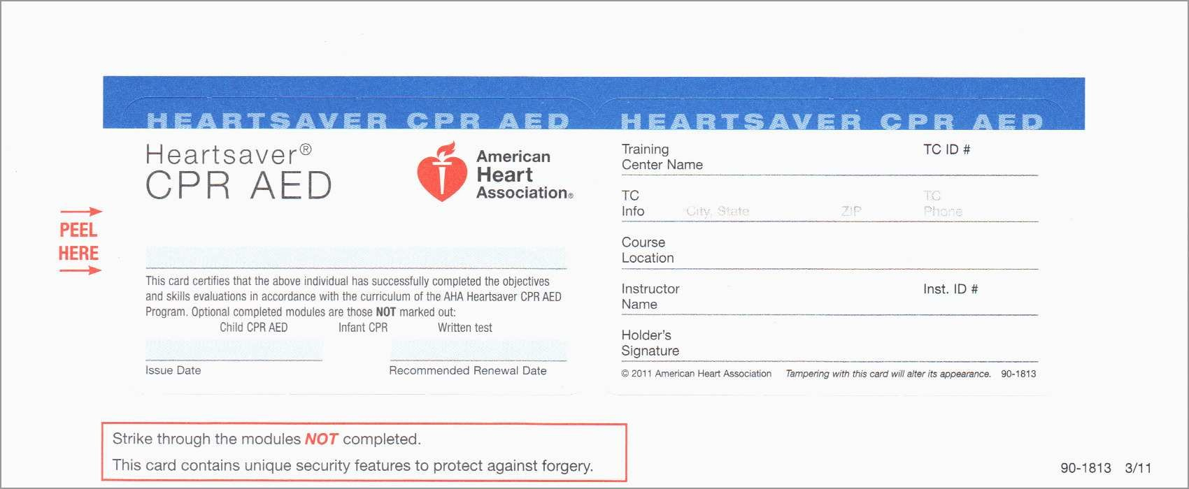 Free Cpr Card Template Inspirational Cpr Card Template  Best Of Intended For Cpr Card Template