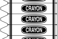 Free Crayon Template Download Free Clip Art Free Clip Art On in Crayon Labels Template