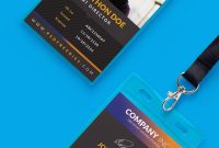 Free Creative Identity Card Design Template Psd  Psdfreebies intended for College Id Card Template Psd
