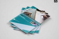 Free Download Health Care A Brochure Template  Free Psd Mockup intended for Healthcare Brochure Templates Free Download