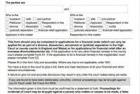 Free √ Settlement Agreement Letter Template Divorce Financial with Divorce Financial Settlement Agreement Template