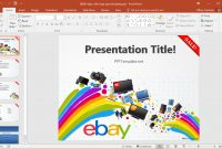 Free Ebay Powerpoint Template inside How To Edit A Powerpoint Template