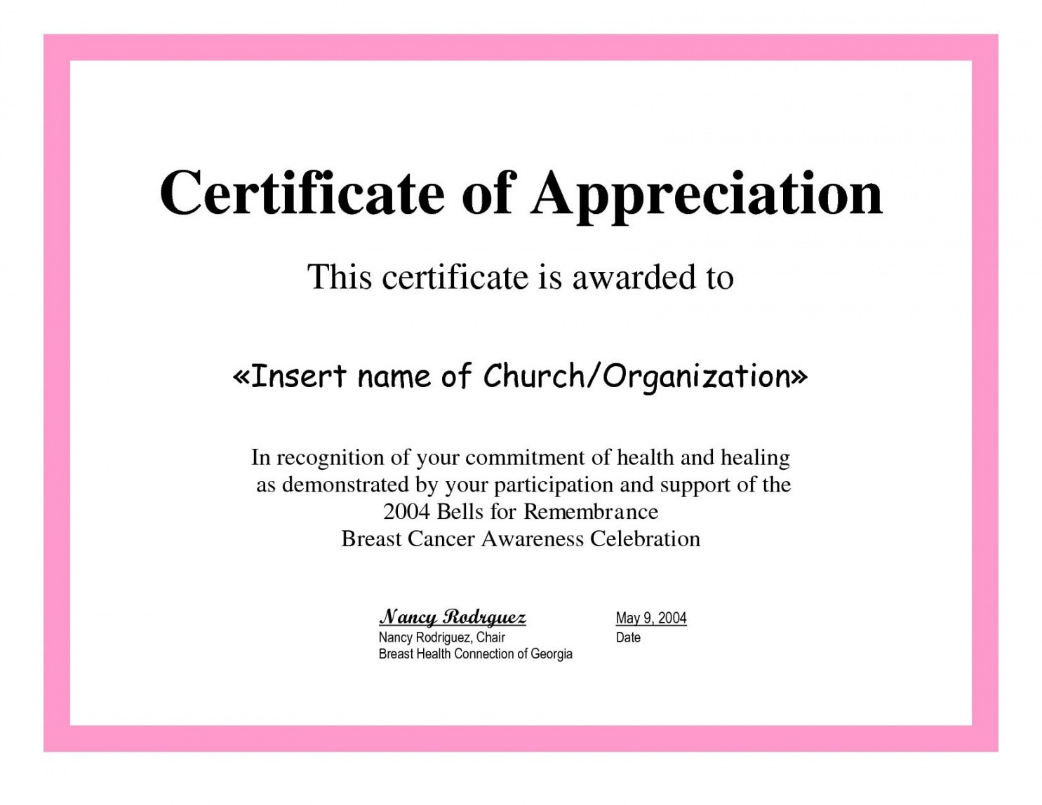 Free Employee Appreciation Certificate Template Free Recognition Intended For Promotion Certificate Template