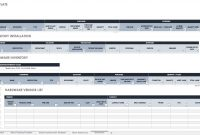 Free Excel Inventory Templates Create  Manage  Smartsheet inside Stock Report Template Excel