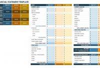 Free Financial Planning Templates  Smartsheet pertaining to Excel Financial Report Templates