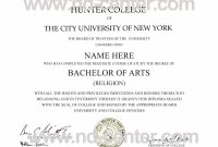 Free Free Printable College Degrees Ajancicerosco College Graduation with regard to College Graduation Certificate Template