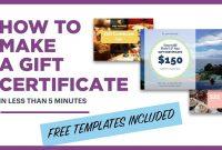 Free Gift Certificate Maker Online  Gift Certificate Design for Gift Certificate Log Template