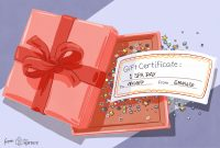 Free Gift Certificate Templates You Can Customize for Microsoft Gift Certificate Template Free Word