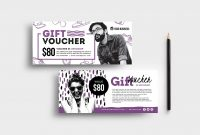 Free Gift Voucher Templates Psd  Ai  Brandpacks within Gift Card Template Illustrator