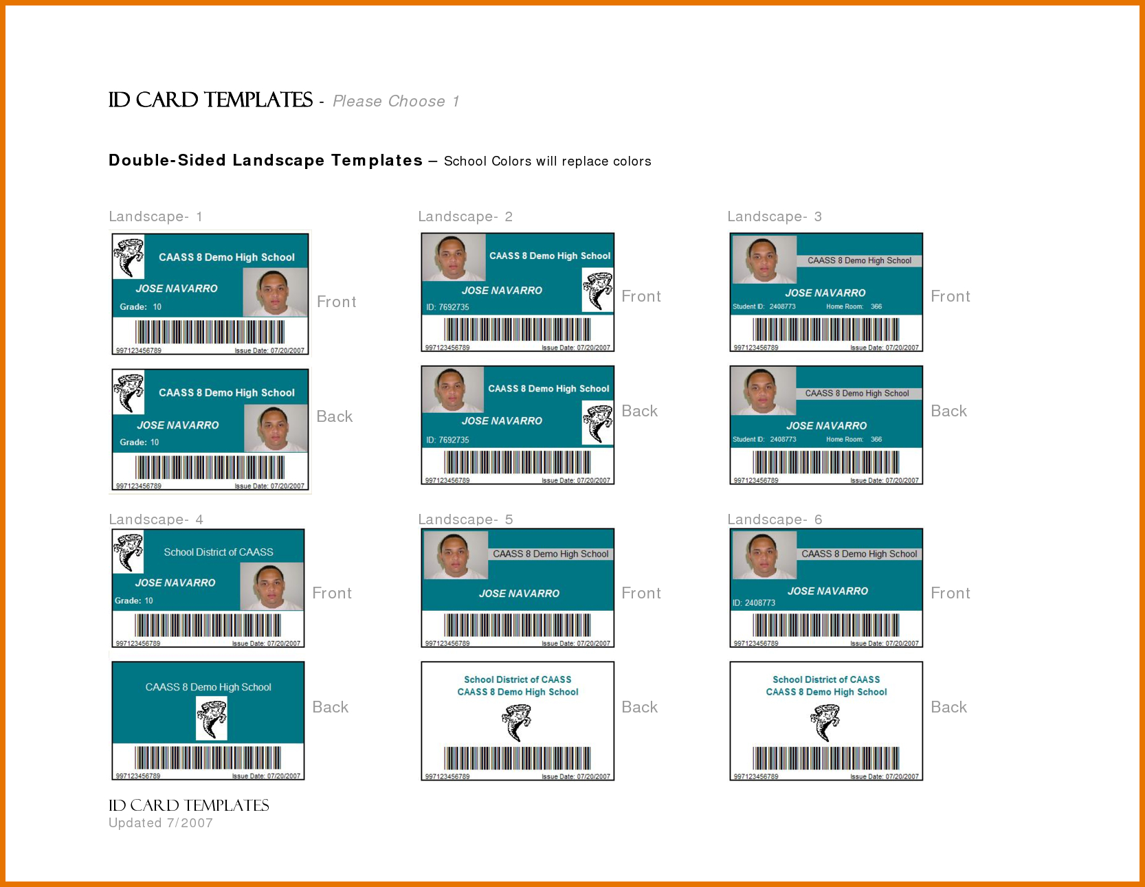 Free Id Card Template Word Outstanding Ideas Psd Download Design Throughout Id Card Template Word Free