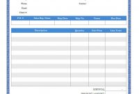 Free Invoice Template Google Docs Easy Invoices Simple Basic with regard to Simple Invoice Template Google Docs