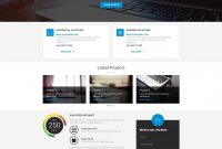 Free Joomla Template For Business Website  Joomlamonster intended for Template For Business Website Free Download