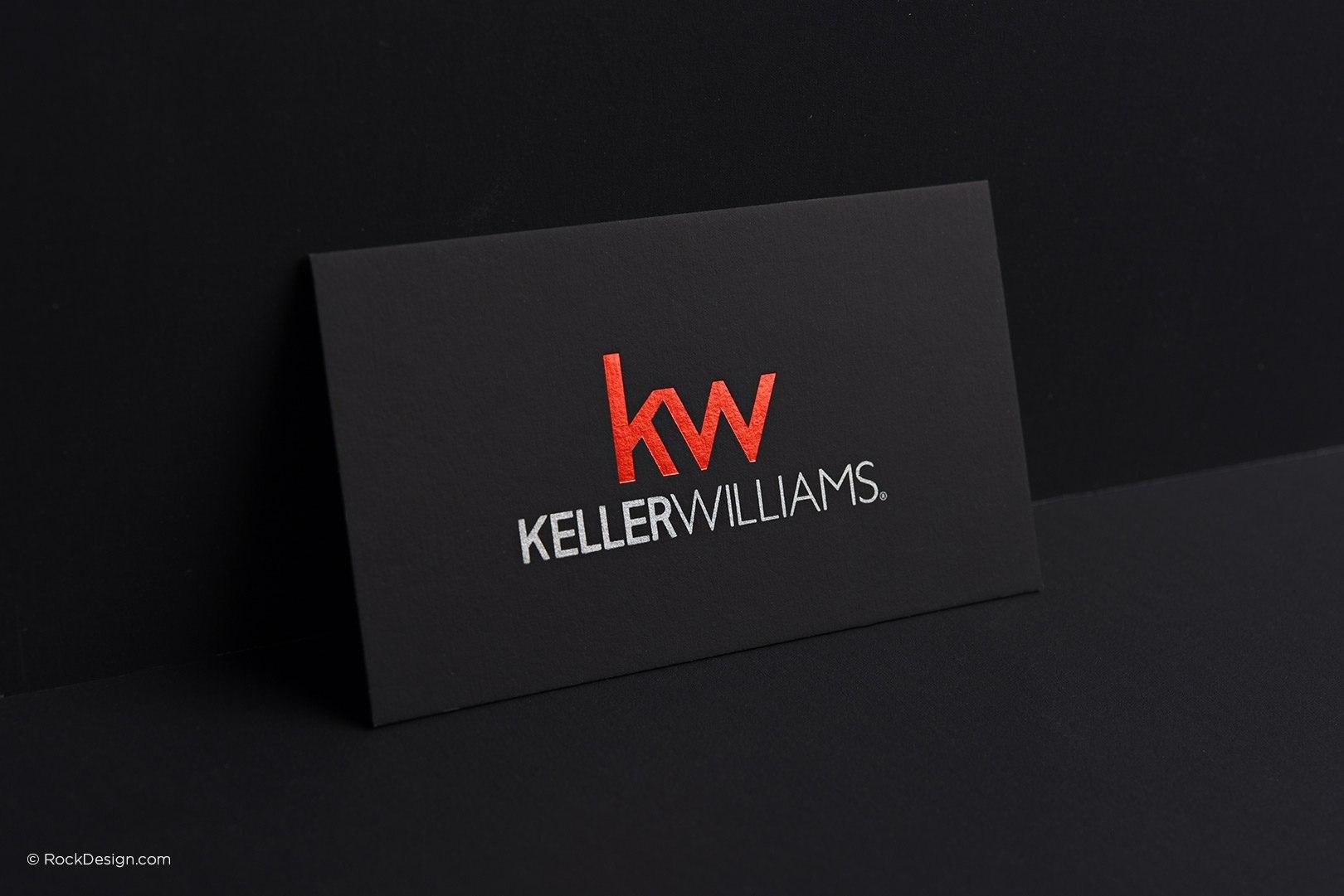 Free Keller Williams Business Card Template With Print Service Inside Keller Williams Business Card Templates