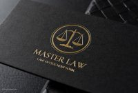 Free Lawyer Business Card Template  Rockdesign for Lawyer Business Cards Templates