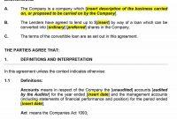 Free Loan Agreement Templates Word  Pdf ᐅ Template Lab within Blank Loan Agreement Template