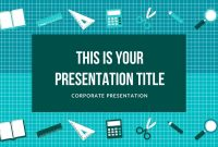 Free Math Powerpoint Templates Borders Game Themed Download throughout Powerpoint Template Games For Education