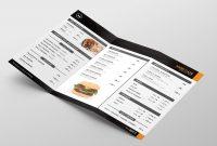 Free Menu Templates Pack Vol  Psd  Ai For Photoshop  Illustrator for Adobe Illustrator Menu Template