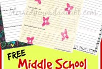 Free Middle School Printable Book Report Form  Homeschooling throughout Book Report Template Middle School