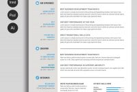 Free Msword Resume And Cv Template  Collateral Design  Free regarding Microsoft Word Resumes Templates