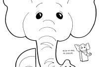 Free Muppet Puppet Patterns To Print  Elephant Puppet From Gwsjoeys in Blank Elephant Template