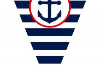 Free Nautical Party Printables From Ian  Lola Designs  Catch My Party with regard to Nautical Banner Template