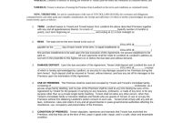 Free New York Rental Lease Agreements  Residential  Commercial intended for Multiple Tenant Lease Agreement Template