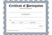 Free Printable Award Certificate Template  Bing Images   Art for Art Certificate Template Free