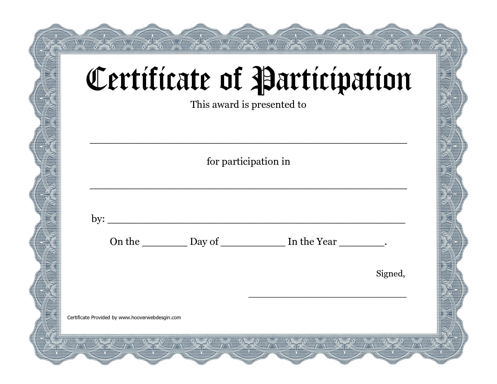 Free Printable Award Certificate Template  Bing Images   Art With Free Art Certificate Templates