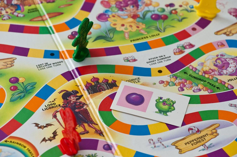 Free Printable Candyland Templates Candyland Game Board Template For Blank Candyland Template