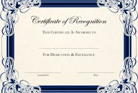 Free Printable Certificate Templates For Teachers  Besttemplate in Certificate Of Achievement Template For Kids