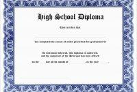 Free Printable Diploma Template Fabulous Free Certificate Templates for School Certificate Templates Free