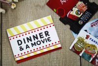 Free Printable Give Date Night For A Wedding Gift  Gcg pertaining to Movie Gift Certificate Template