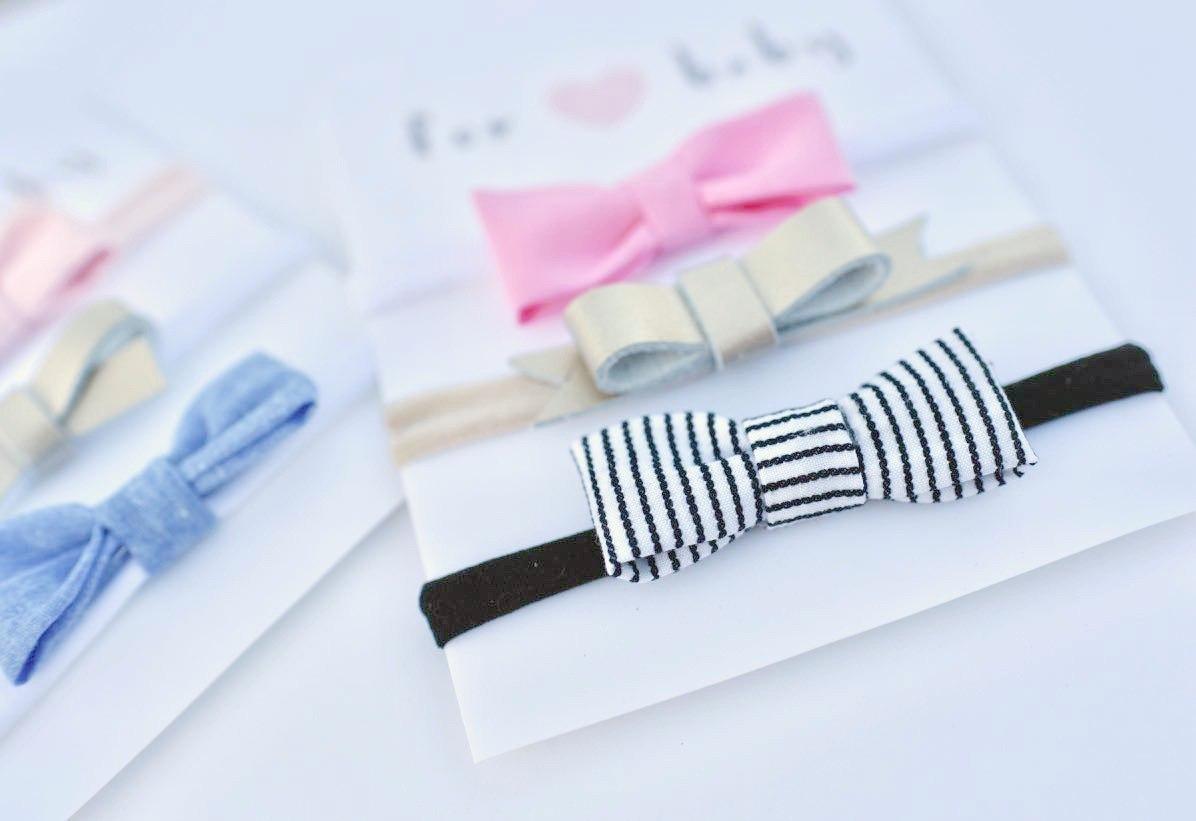 Free Printable Hair Bow Cards For Diy Hair Bows And Headbands  Make With Headband Card Template