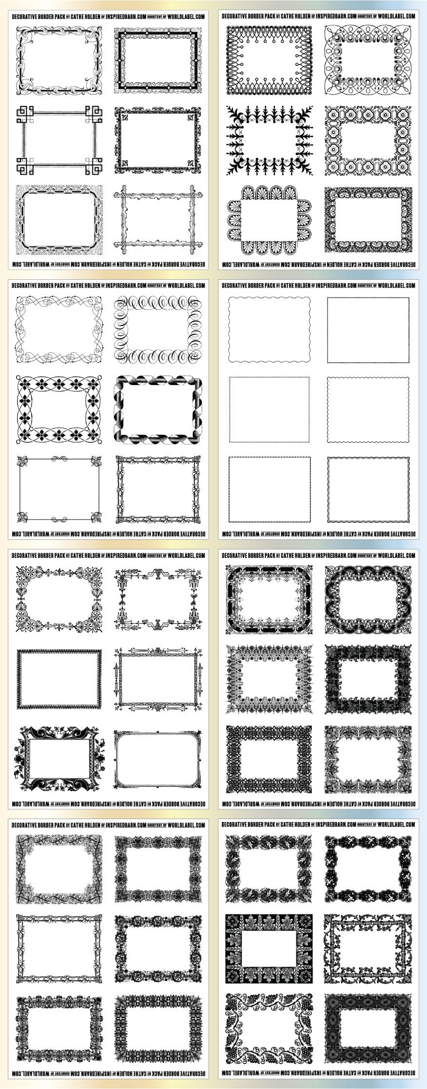 Free Printable Labels  Templates Label Design Worldlabel Blog In Free Online Label Templates