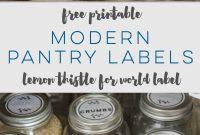 Free Printable Labels  Templates Label Design Worldlabel Blog throughout Storage Label Templates