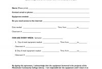 Free Printable Loan Agreement Form Form Generic for Free Hardware Loan Agreement Template